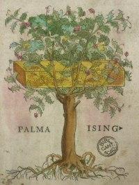 Title page detail. From De historia stirpium commentarii insignes. Classmark: Sel.2.81