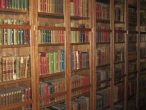The Hadley collection, in Pembroke College Library