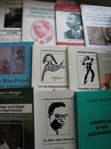 Books from Haiti