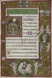 A late fifteenth-century Italian Book of Hours bequeathed to the University Library by Samuel Sandars