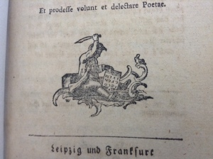 Title page (detail)