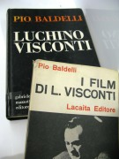 Books on Visconti in the Schobert Collection