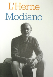 Cover of Patrick Modiano, L'Herne volume 98 - 701:01.b.10.99