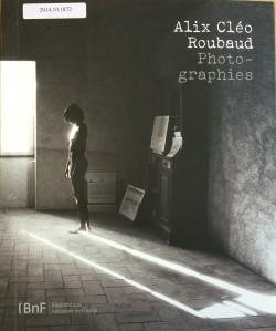Alix Cléo Roubaud : photographies  - 2014.10.1872