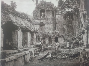 [4]Photograph of The Palace by D. Charnay Tab.b.102