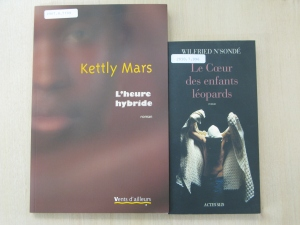 Examples of Haitian and Congolese prizewinners