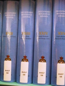 Four of the fifty volumes