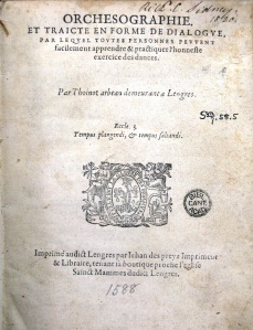 Title page of