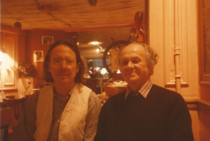 Peter Handke and Ralph Manheim