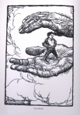 Tom Thumb illustrated by Rackham (9001.b.2006)