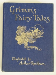Cover of Folio Society facsimile reprint (9001.b.2006)