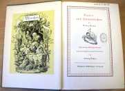 Title page of 1937 edition with illustrations by Ludwig Richter (465:2.c.90.13)