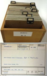 The way we used to order