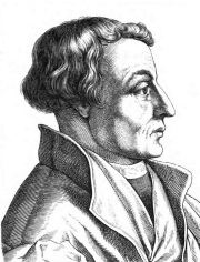 Martin Bucer, picture via Wikimedia Commons