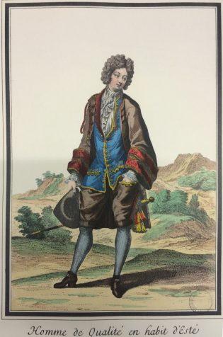 Bonnart : personnages de qualité, 1680-1715 / texte par Roger-Armand Weigert (S950.a.9.626)