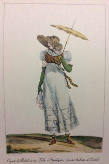 The importance of quality textiles - Incroyables et merveilleuses, Paris, 1810-1818 / Horace Vernet ; texte par Roger-Armand Weigert (S950.a.9.629)