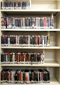 The Shakespeare film collection in the English Faculty Library