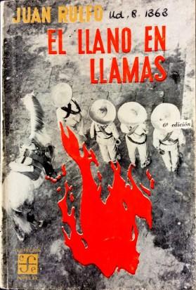 1964 edition of El llano en llamas (Ud.8.1363)
