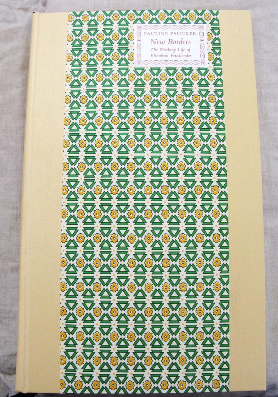 Elizabeth Friedlander Modern Print Designer