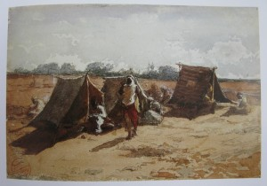 Arab camp0