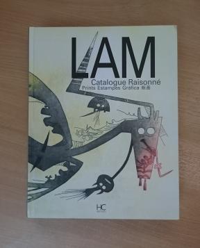Wifredo Lam : catalogue raisonné