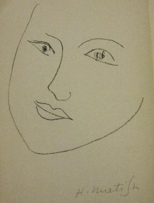 Matisse signature