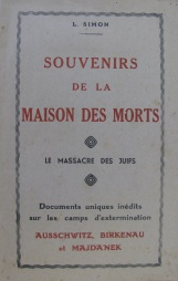 Maison des Morts_Cover