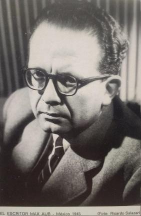 Max Aub portrait