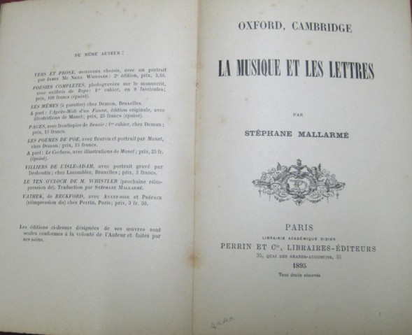 The Martin Stone Collection Of French Illustrated Poetry