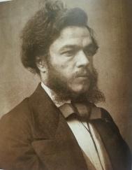 Adrien Tournachon by F. Nadar, 1861-63. S950.b.201.5289