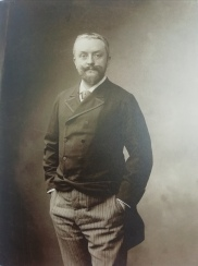 Paul Nadar, self-portrait, 1888, S950.b.201.5289