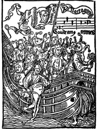 The Ship of Fools: an early printing sensation |